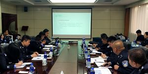 Neogene Served Gansu Provincial Hair Drug Detection Training